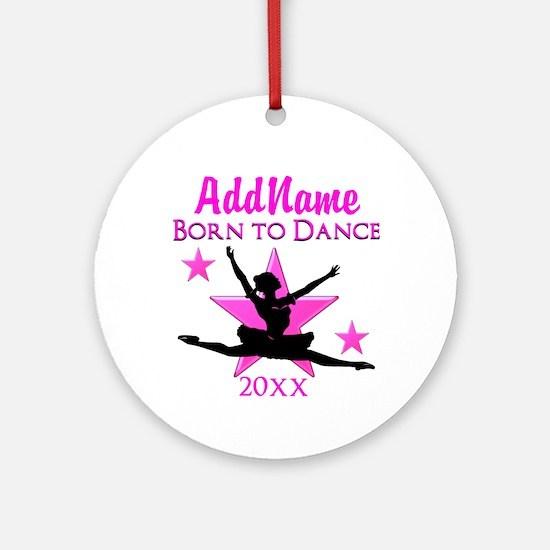 TOP DANCER Ornament (Round)