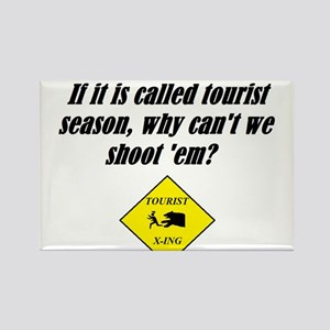 Tourist Season Magnets
