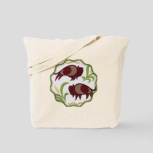 2 Buffalo Tote Bag