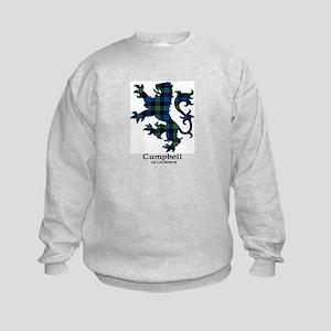 Lion - Campbell of Lochawe Kids Sweatshirt
