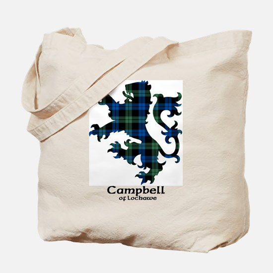 Lion - Campbell of Lochawe Tote Bag
