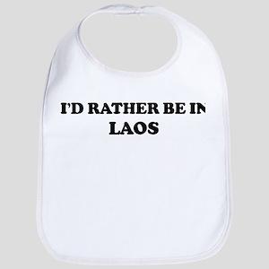 Rather be in LAOS Bib