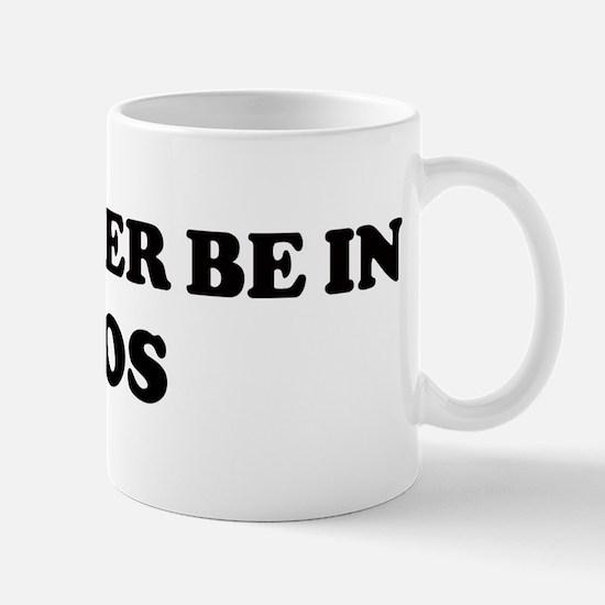 Rather be in LAOS Mug