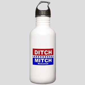Ditch Mitch Stainless Water Bottle 1.0L