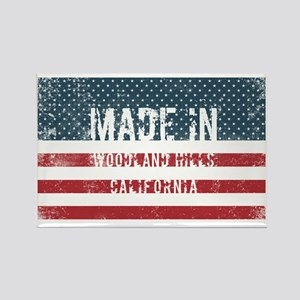 Made in Woodland Hills, California Magnets
