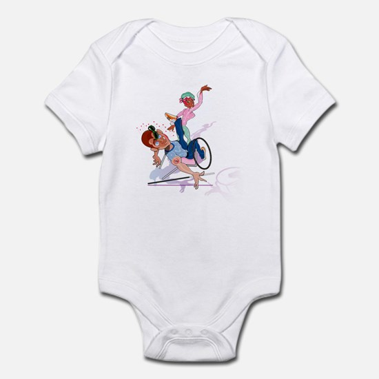 Handicap Slap! Infant Bodysuit