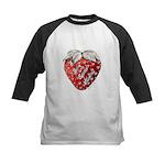 Berry Special Valentine Kids Baseball Jersey