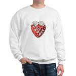 Berry Special Valentine Sweatshirt