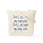 "Minions ""Evil Nature"" Tote Bag"