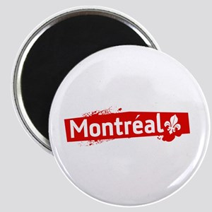 'Montreal' Magnet