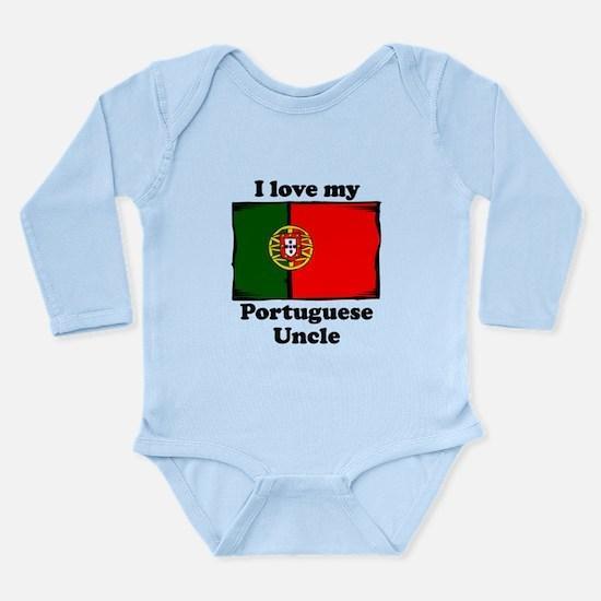 I Love My Portuguese Uncle Body Suit