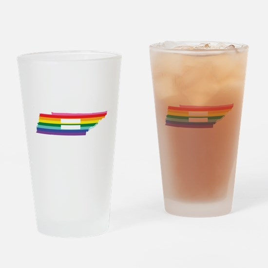 Tennessee equality Drinking Glass
