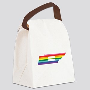 Tennessee equality Canvas Lunch Bag