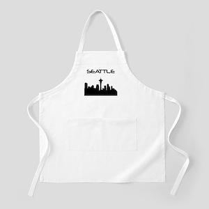 Seattle Skyline Apron