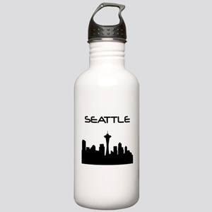 Seattle Skyline Water Bottle