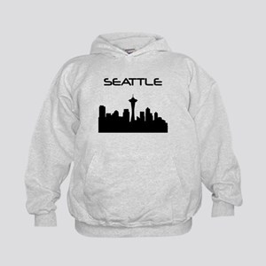 Seattle Skyline Hoodie