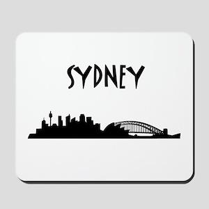 Sydney Skyline Mousepad