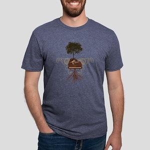 Tree Piano Music Roots T-Shirt