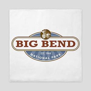 Big Bend National Park Queen Duvet