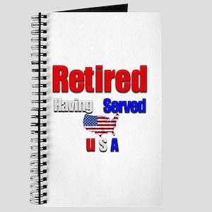 Retired. Journal