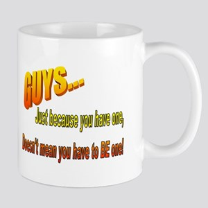 The Mr. V 146 Shop Mug