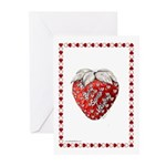 Berry Special Valentine Greeting Cards (Package of