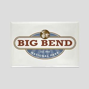 Big Bend National Park Magnets