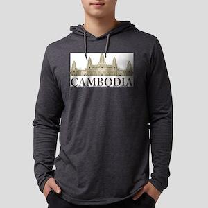 Cambodia Angkor Wat Long Sleeve T-Shirt