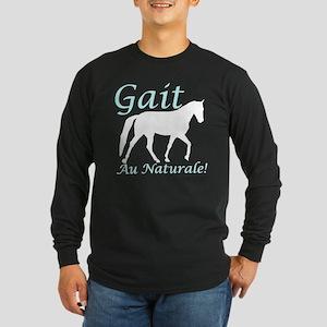 Gait Au Naturale Long Sleeve Dark T-Shirt