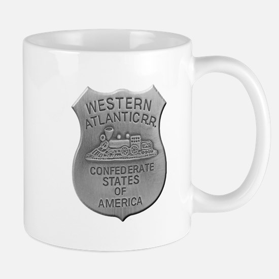 Western Atlantic Railroad Mugs
