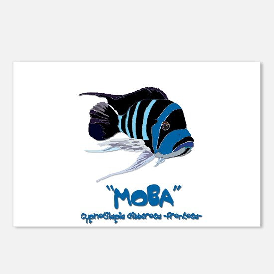 Moba Logo Postcards (Package of 8)
