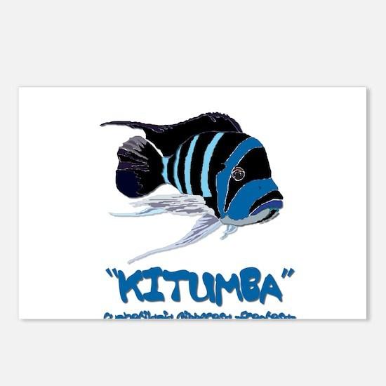 Kitumba w/logo Postcards (Package of 8)