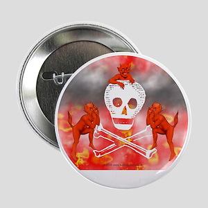 """Devils & Skull 2.25"""" Button (10 pack)"""