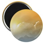 Sunset in the Clouds Magnet