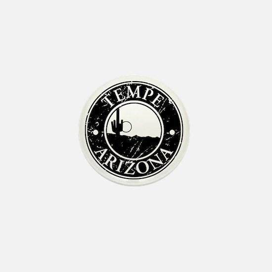 Tempe, AZ Mini Button