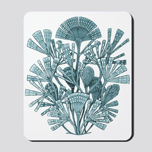 Diatomea detail - Ernst Haeckel Mousepad