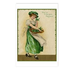 St. Patrick's Postcards (Package of 8)