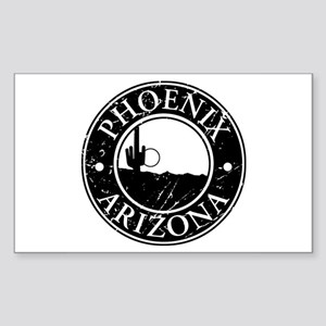 Phoenix, AZ Rectangle Sticker