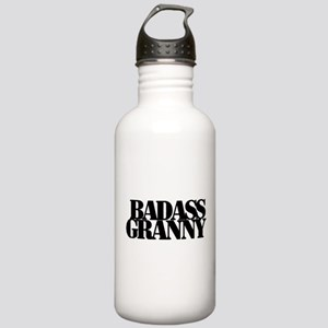 Badass Granny Stainless Water Bottle 1.0L