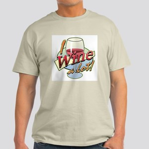 I Wine A Lot Light T-Shirt