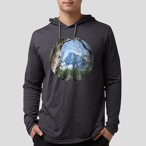 Yosemite's Half Dome Long Sleeve T-Shirt