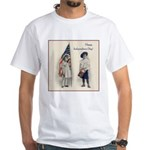 Independence Day White T-Shirt