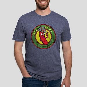 Haas Haus - It's A Sausagef Mens Tri-blend T-Shirt