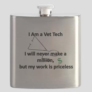 vet tech priceless Flask