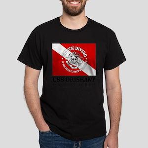 USS Oriskany T-Shirt