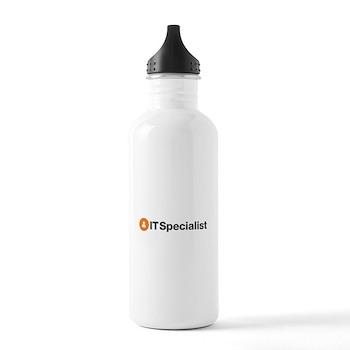 IT Specialist Water Bottle