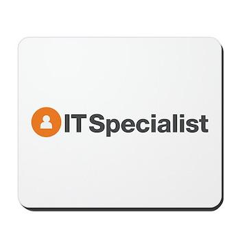 IT Specialist Mousepad