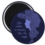 """In Beauty 2.25"""" Magnet (10 pack)"""