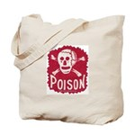 POISON! Tote Bag