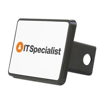 IT Specialist Hitch Cover